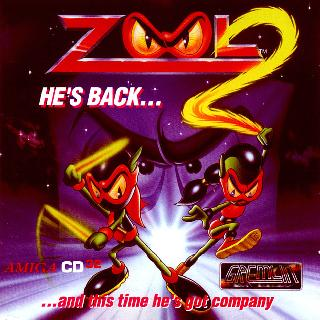 Screenshot Thumbnail / Media File 1 for Zool 2 (1994)(Gremlin)[!]